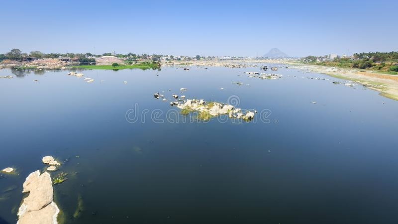 Bhavani River. Bhavani is a major river in Tamil Nadu, India. It is the second longest river in Tamil Nadu and a major tributary of the Kaveri River. A view from stock images