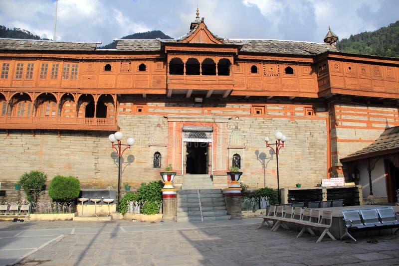 BhimaKali Tempel fotografia de stock