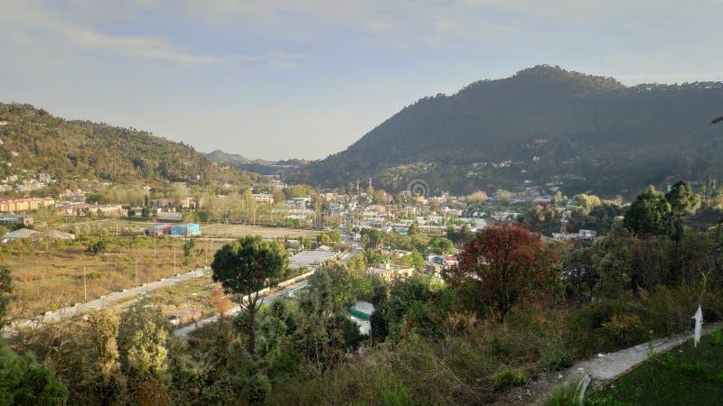 Bhimtal, Índia fotos de stock