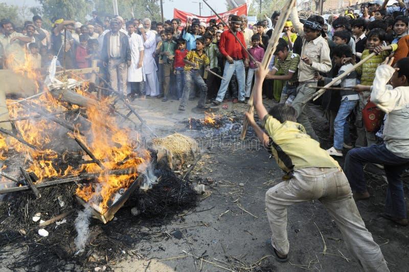 Bhopal. fotos de archivo