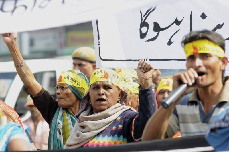 Download Bhopal Agitation. Editorial Photo - Image: 26213776