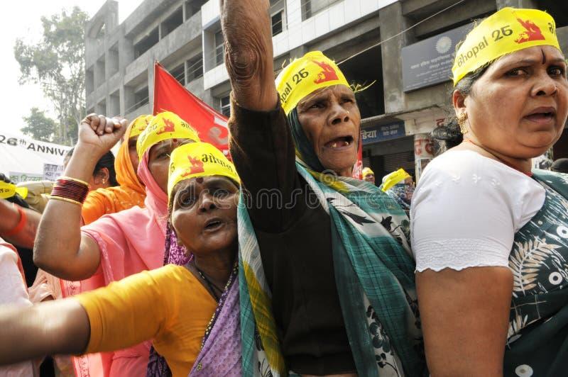 Download Bhopal agitation. editorial image. Image of anti, effigy - 26214215