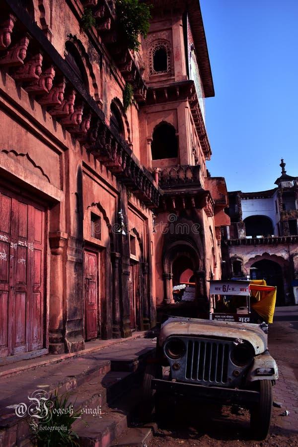 Bhopal stad av Bhegum royaltyfria foton
