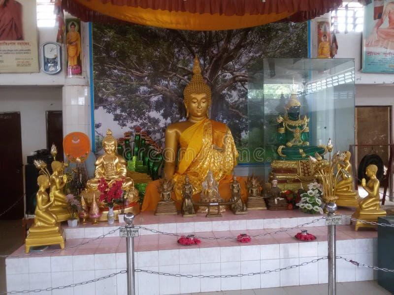 Bhudidarma royalty free stock image
