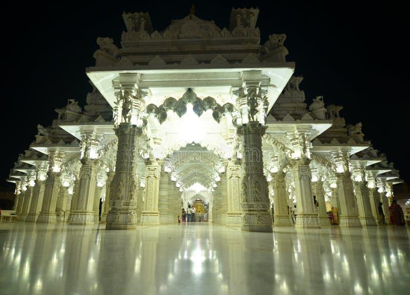 Bhuj Jain del gujrat del templo indio fotos de archivo libres de regalías