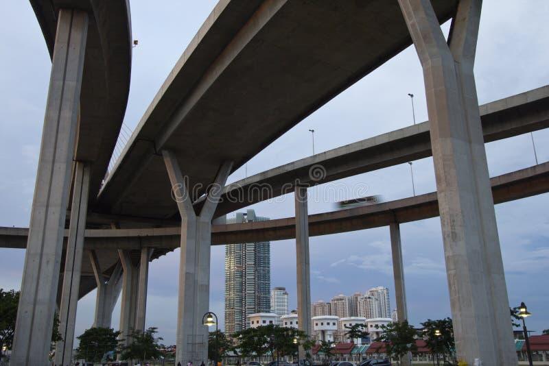 Download Bhumibol Bridge Of Thailand Royalty Free Stock Photos - Image: 28799898