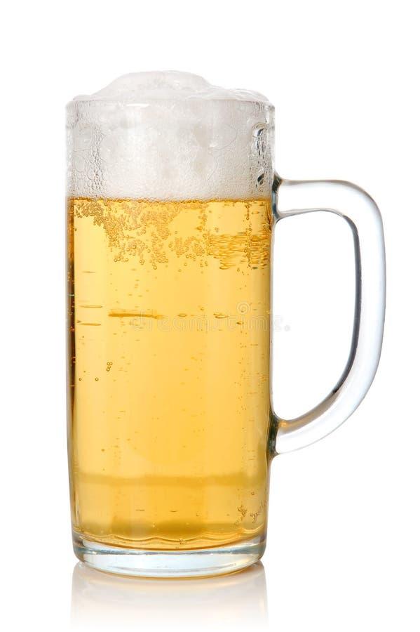 Bière photo libre de droits
