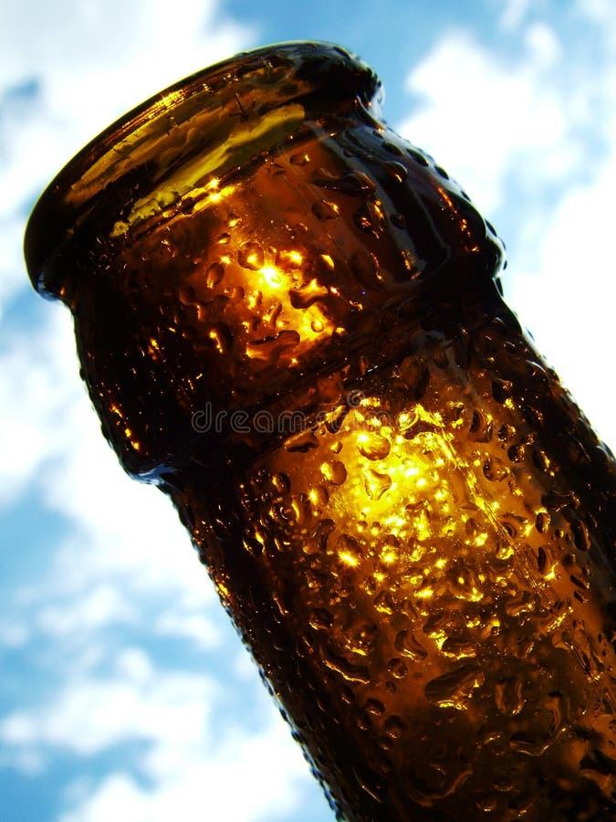 Bière d'été photo stock