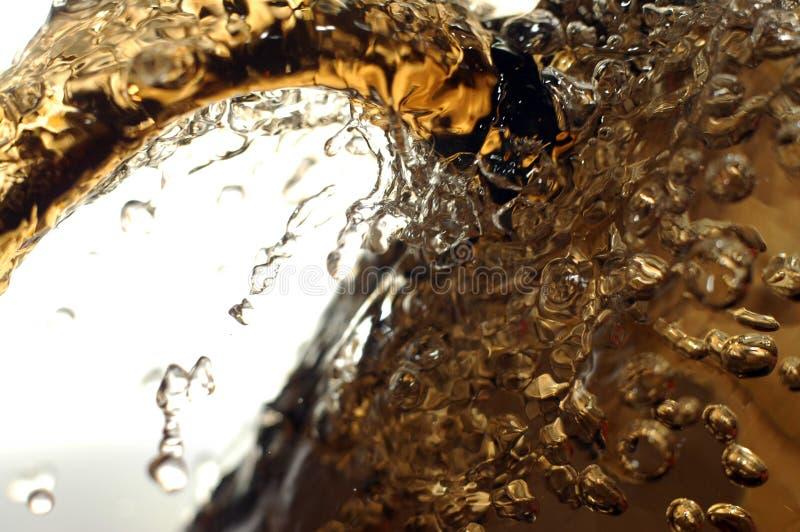 Bière de glace fraîche photos stock