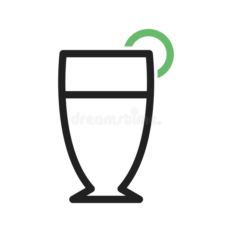 Bière de métier illustration stock