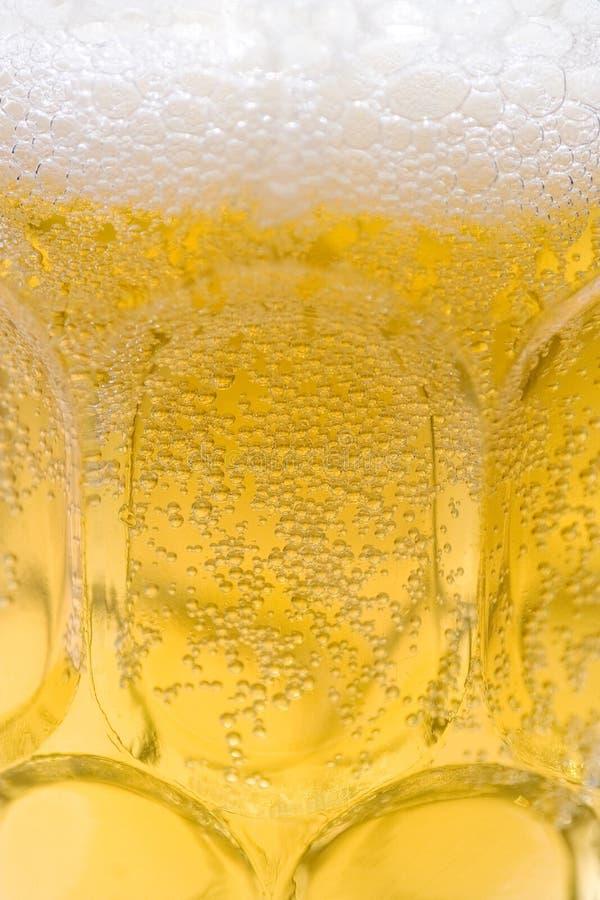 Bière de mousse photos libres de droits