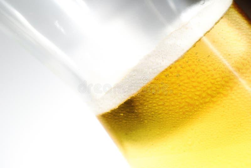 bière fraîche image stock