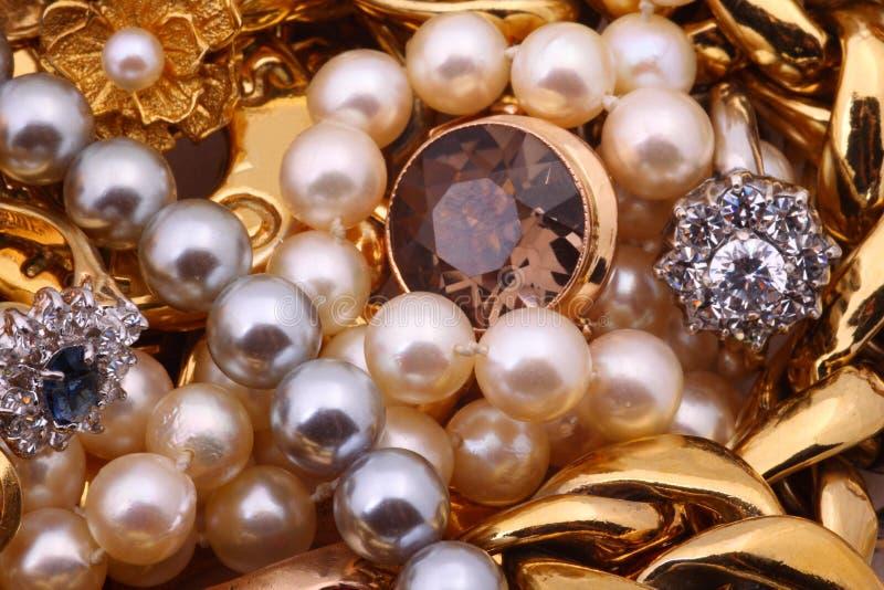 biżuteria skarb obrazy royalty free