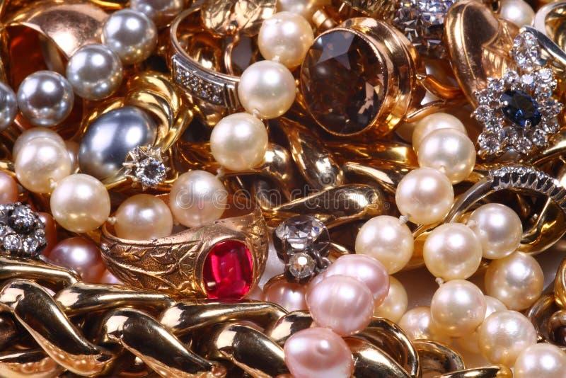 biżuteria skarb zdjęcia royalty free