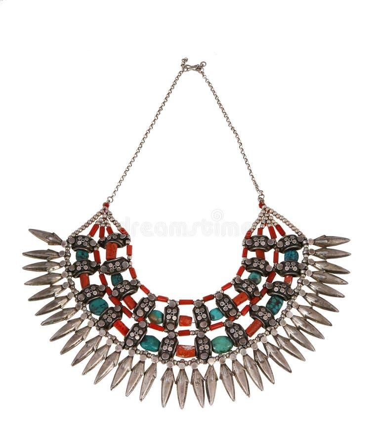 biżuteria turkus zdjęcie stock