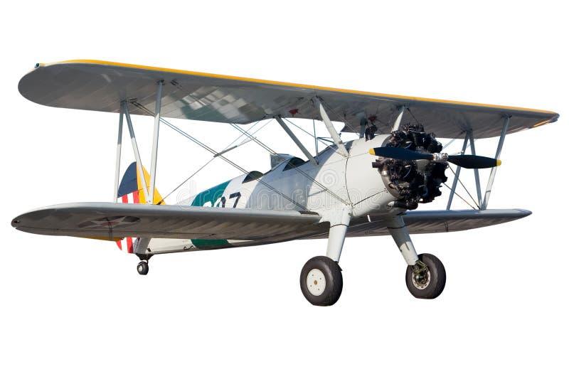 Bi plane royalty free stock image