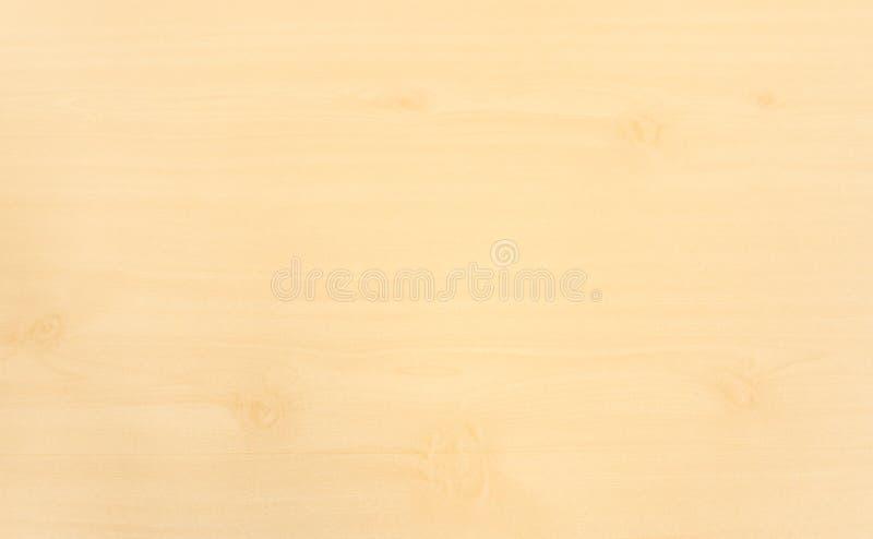 Biała Brown Drewniana Nawierzchniowa tekstura z Few kłębowisko wzorami zdjęcie stock