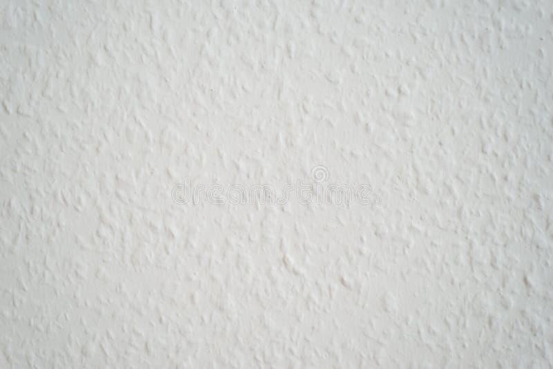 Biała burzliwości ściana zdjęcie stock