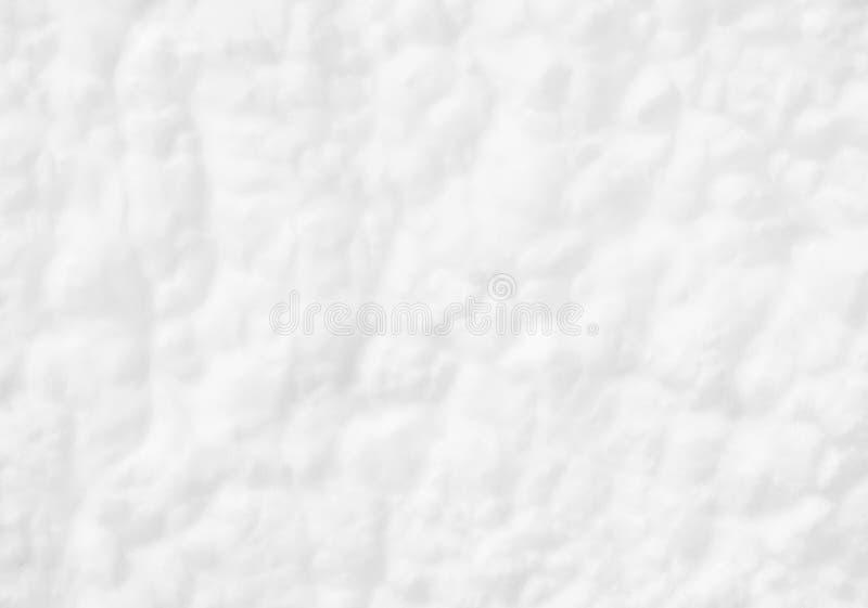 Biała delikatna bawełniana tekstura z tłem fotografia stock