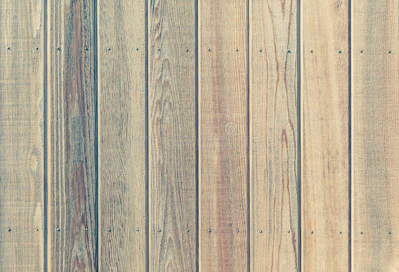 Biała drewniana deska jako tekstura i tło obrazy stock
