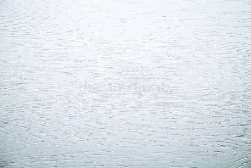 Biała drewniana tekstura dla tła obraz royalty free