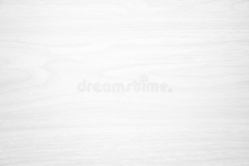 Biała drewniana tekstura dla tła fotografia stock