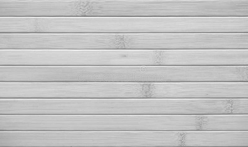 Biała Drewnianej deski tekstura fotografia royalty free