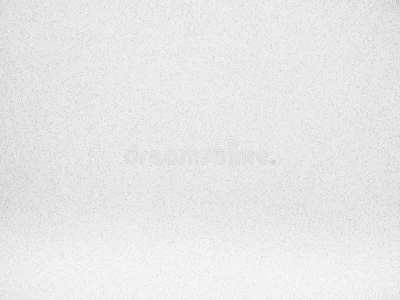 Biała granitu kamienia tła tekstura obraz stock