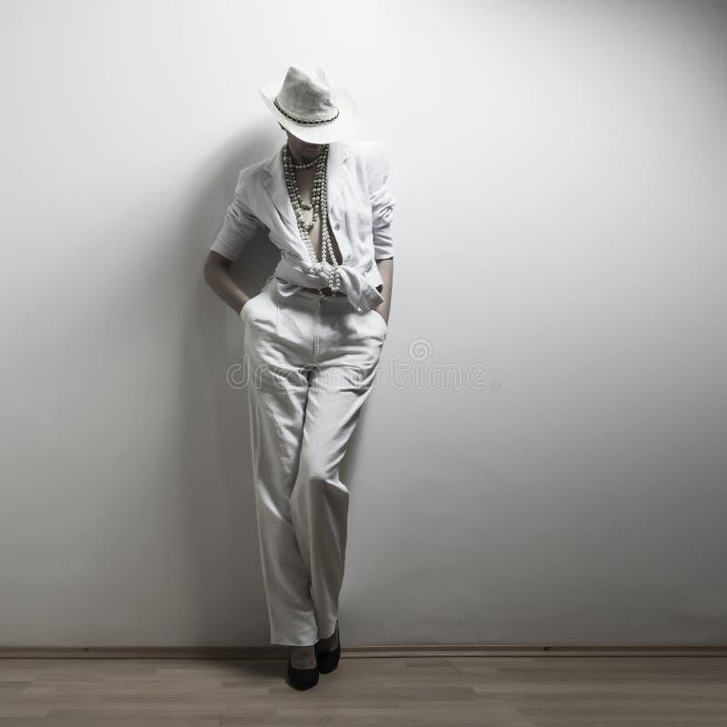 biała kobieta zdjęcia royalty free