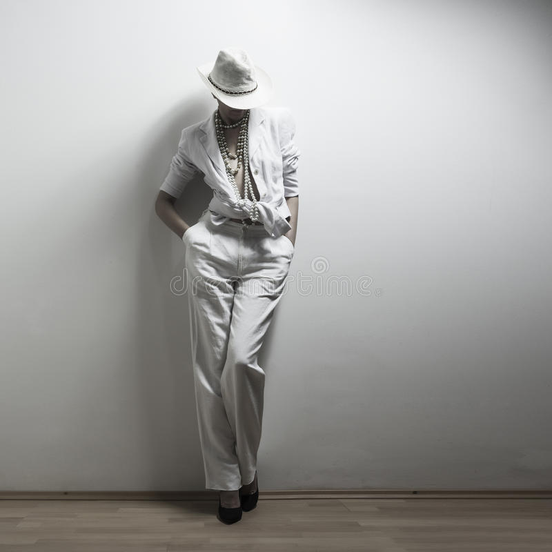 biała kobieta obrazy royalty free