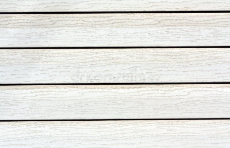 Biała koloru klingerytu domu ściana obraz stock