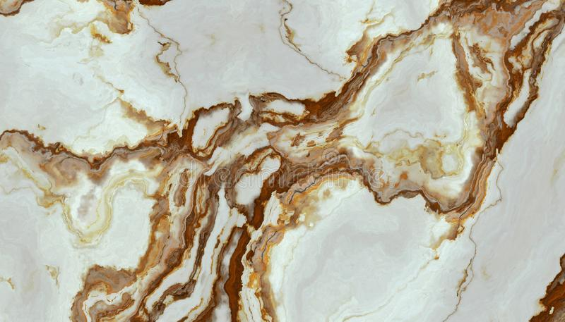 Biała onyks płytki tekstura obrazy stock
