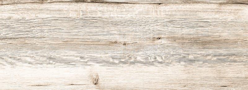 Biała Organicznie Drewniana tekstura tła drewniany lekki Stary Myjący drewno zdjęcia stock