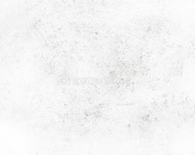 Biała tło farba z tekstura projektem lub papier