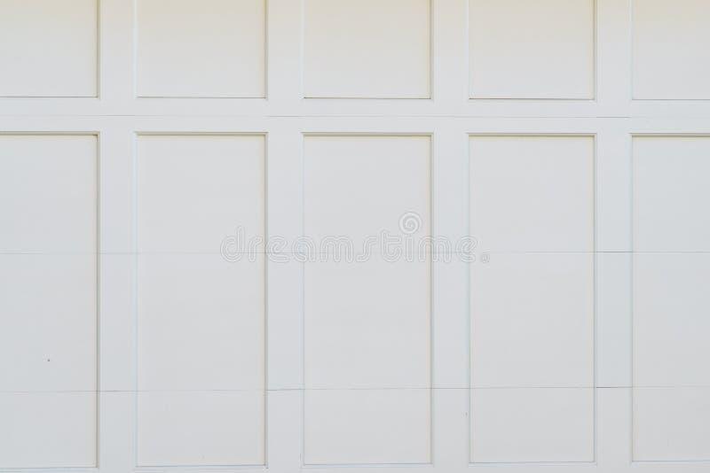 Biała textured szczegółu tła sztuka zdjęcia stock
