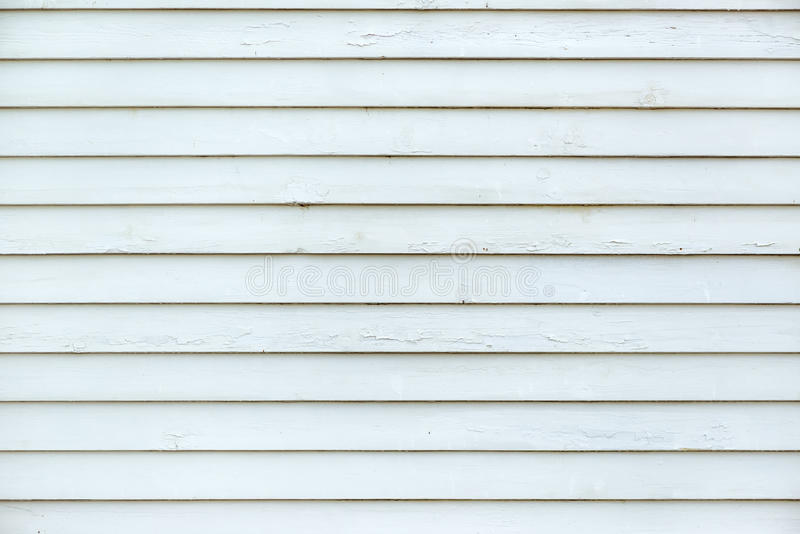 Białe deski drewniana ściany powierzchnia jako wysoka rozdzielczość tekstura obraz stock