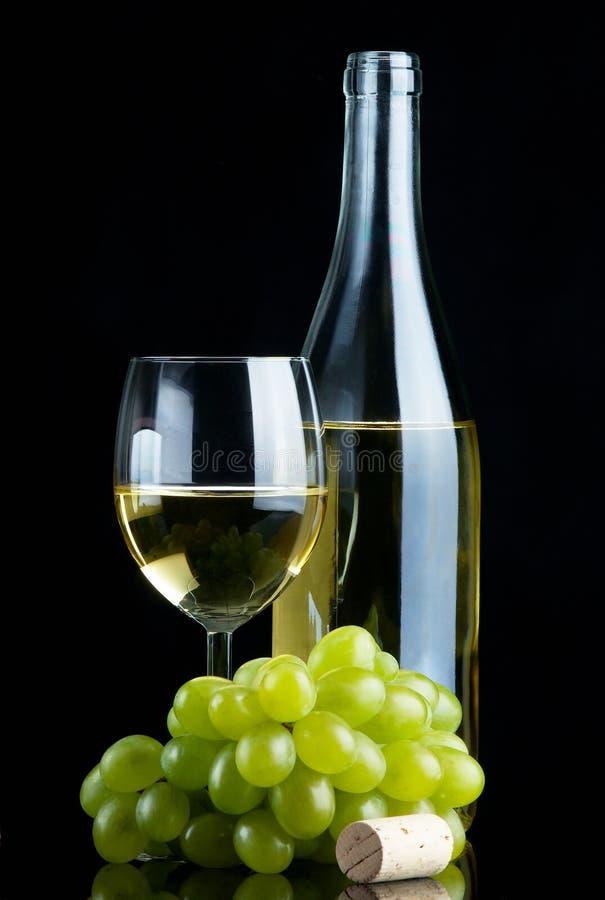 białe wino zdjęcia royalty free