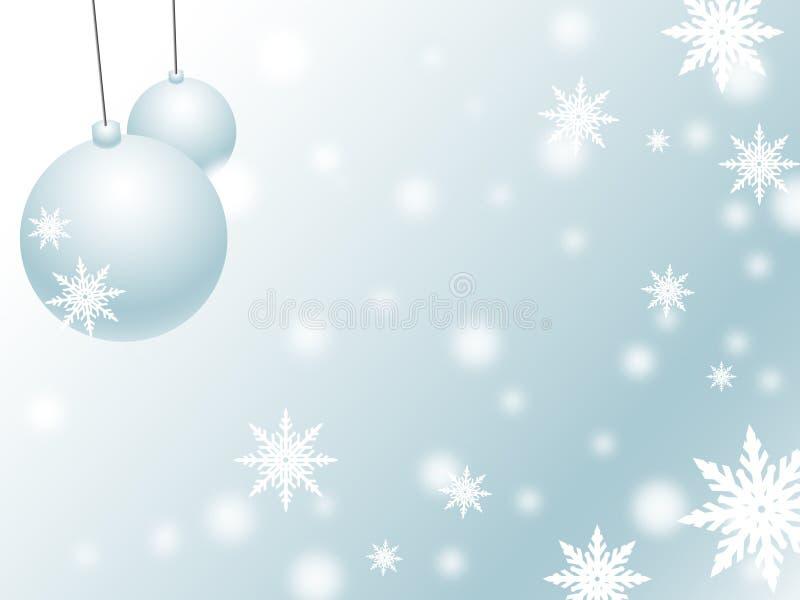 Białego Bożego Narodzenia tło zdjęcie royalty free
