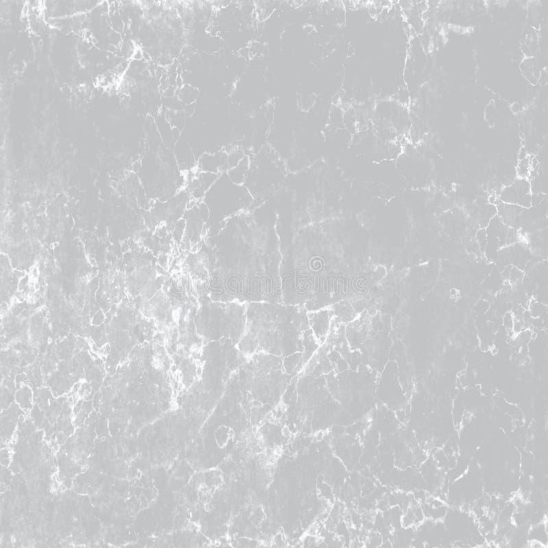Białego tekstura marmuru Dekoracyjny projekt ilustracji