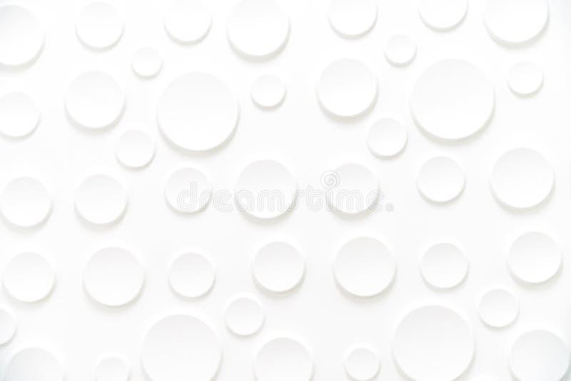 Białej tło tekstury deseniowy lub tapetowy zbliżenie zdjęcie stock
