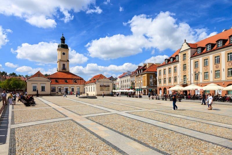 Białostocki, Polska zdjęcia stock
