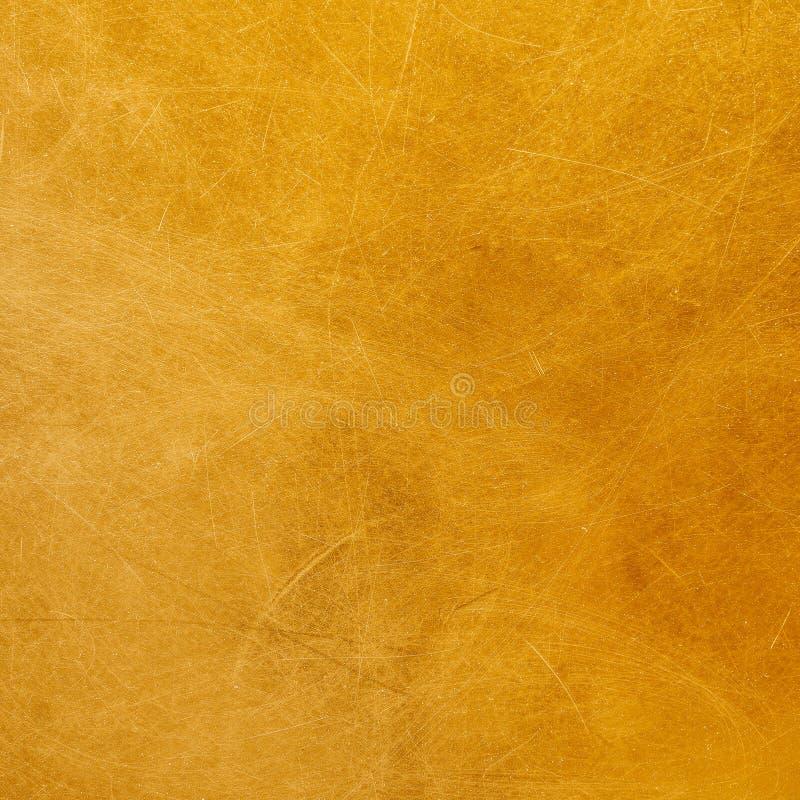 Biały żółty Gradientowy abstrakcjonistyczny pracowniany tło textured światło obraz stock