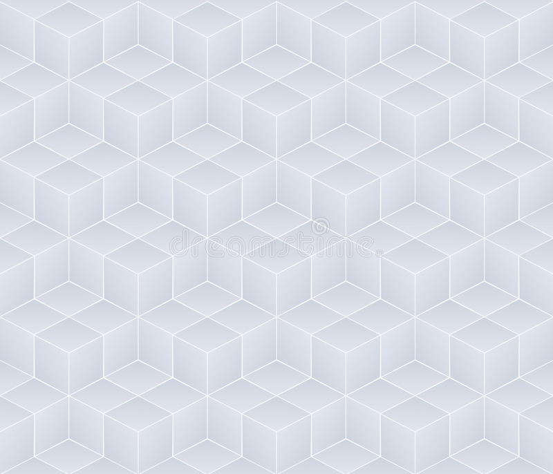 Biały bezszwowy tło ilustracja wektor
