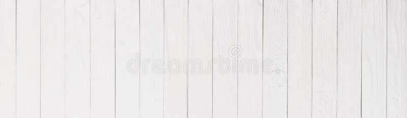 Biały drewniany tekstury zakończenie, tło drewniany stołowy surfac obraz stock