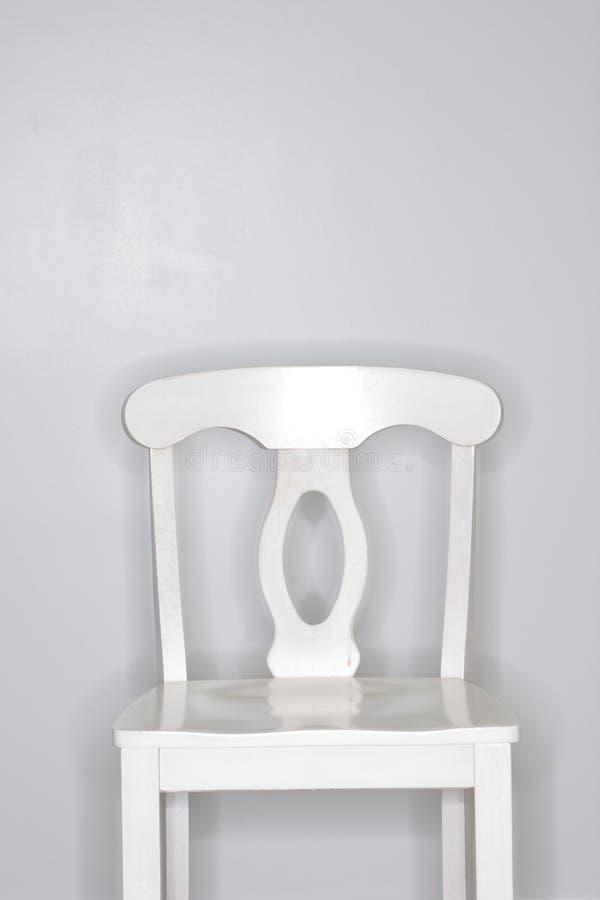 biały fotel obraz royalty free