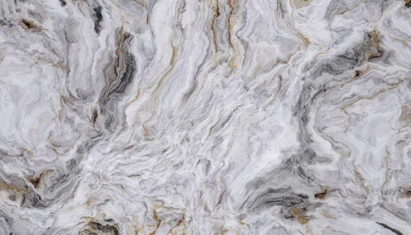 Biały kędzierzawy marmur obrazy royalty free