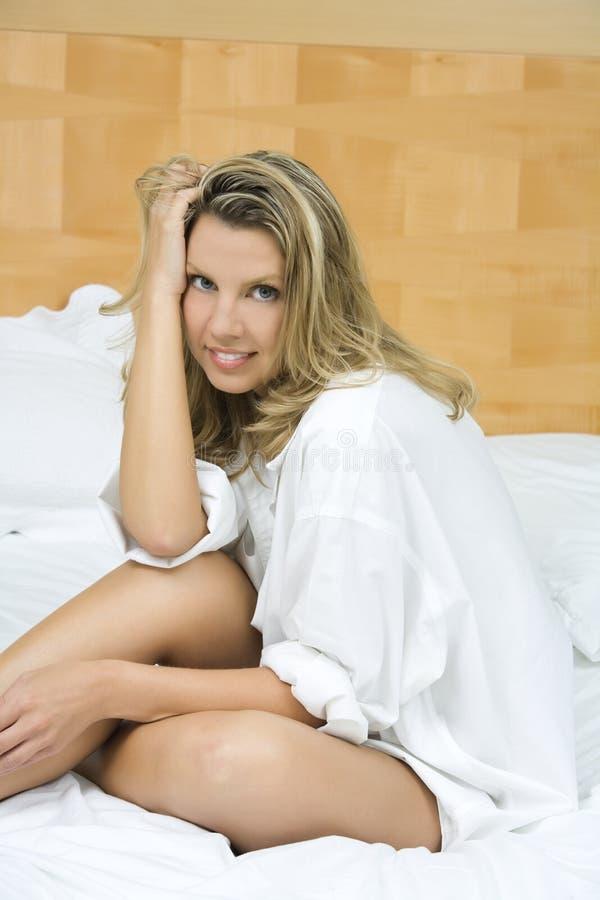 biały kobieta zdjęcia stock