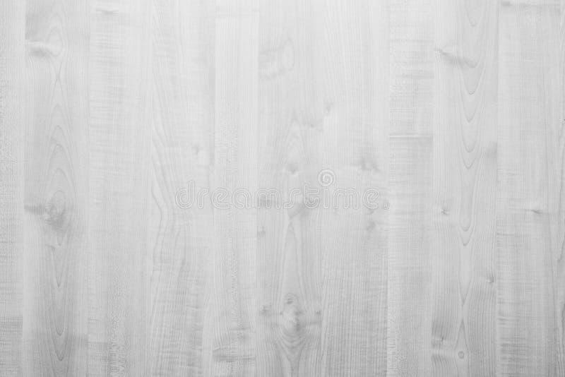 Biały nieociosany drewniany tło obraz stock