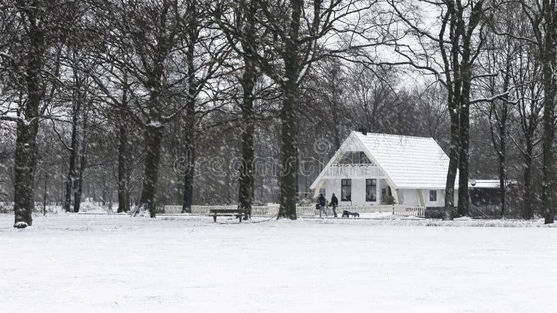 Biały pokój! zdjęcie stock