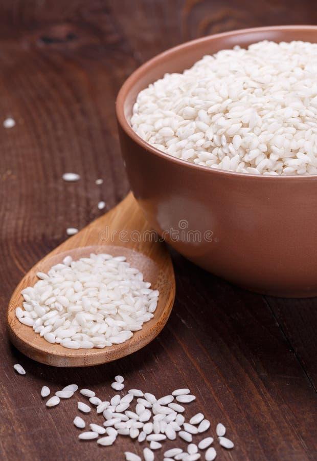 Biały ryż obraz royalty free